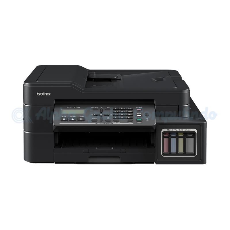 BROTHER  Inkjet Multifunction [MFC-T810W]
