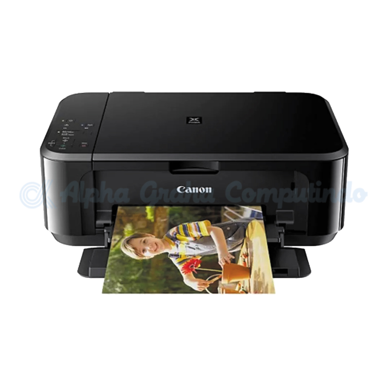 Canon Multifunction Inkjet Printer MG3670 Black