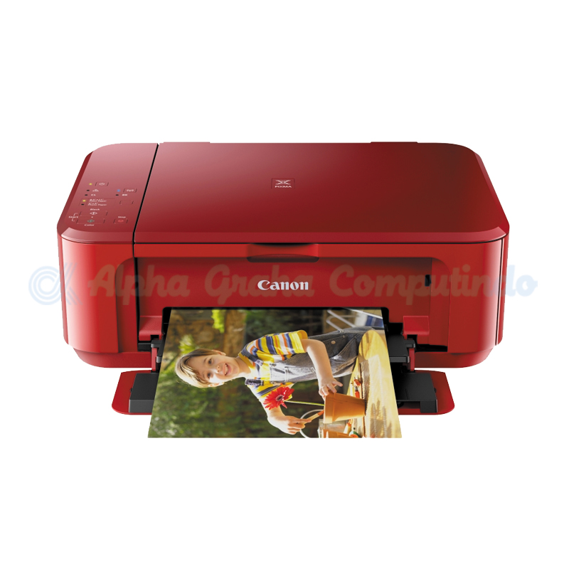 Canon  Multifunction Inkjet Printer MG3670 Red