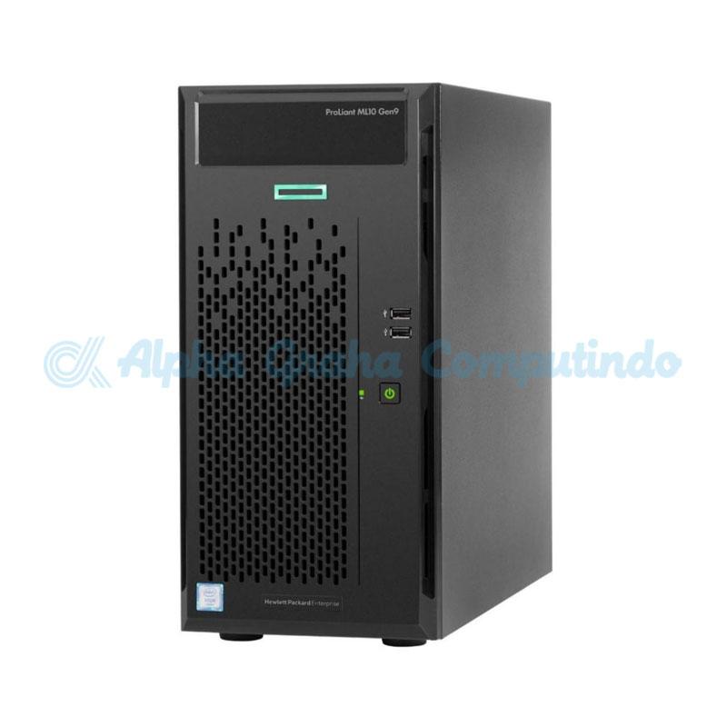 HPE  ProLiant ML10 G9 Xeon E3-1225 V5 4Core 8GB 1TB
