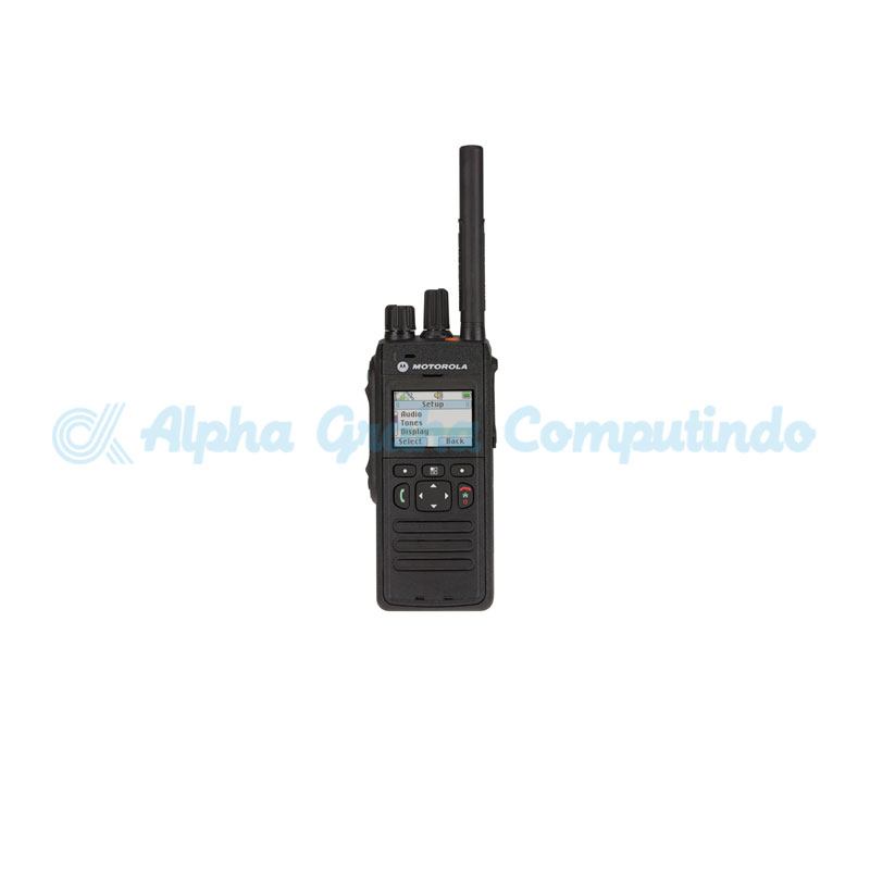 Motorola  MTP3100 Tetra Portable Two-Way Radio