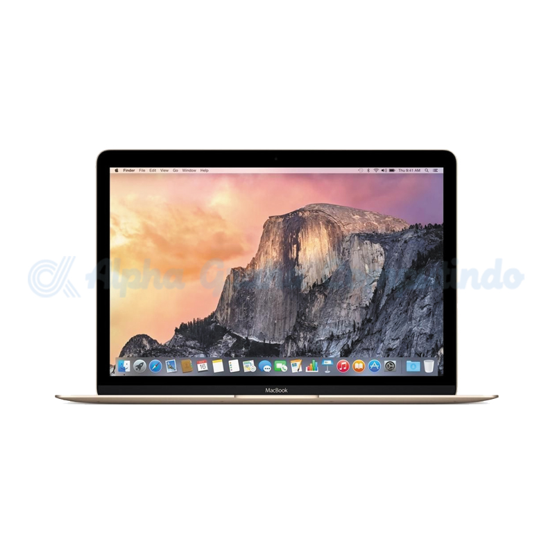 APPLE MacBook 12 i5 8GB 512GB Gold [MRQP2ID/A]