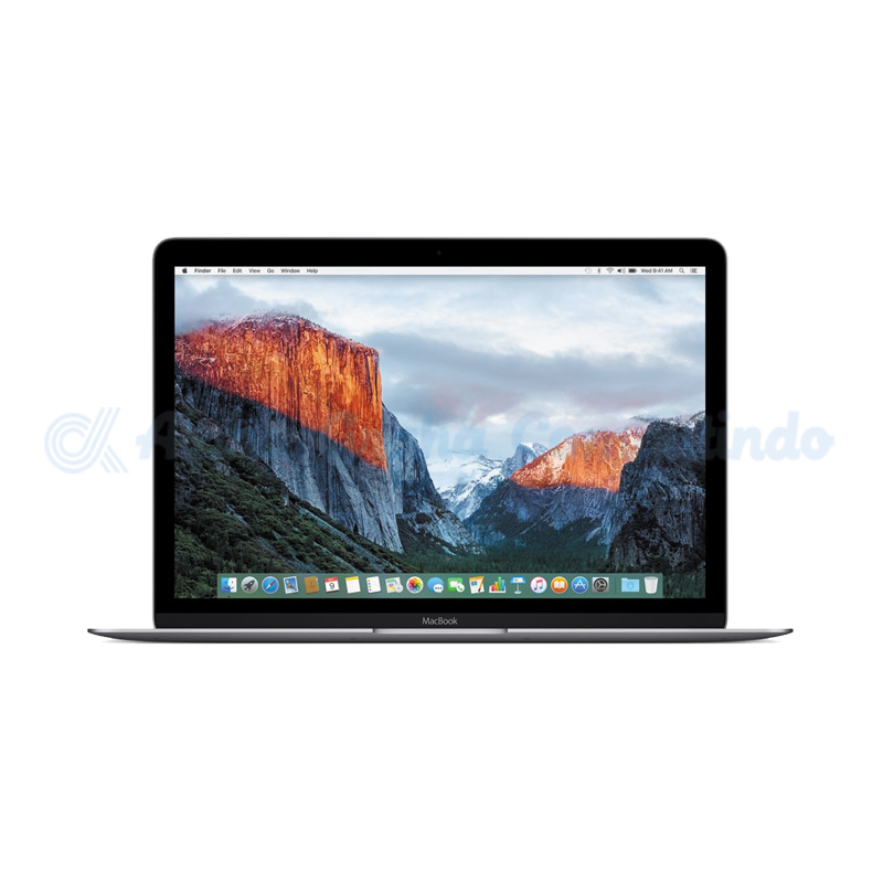 APPLE  MacBook 12 8GB 256GB Space Gray [MNYF2ID/A]