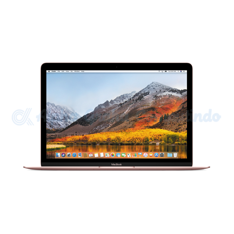 APPLE   MacBook 12 8GB 512GB Rose Gold [MNYN2ID/A]