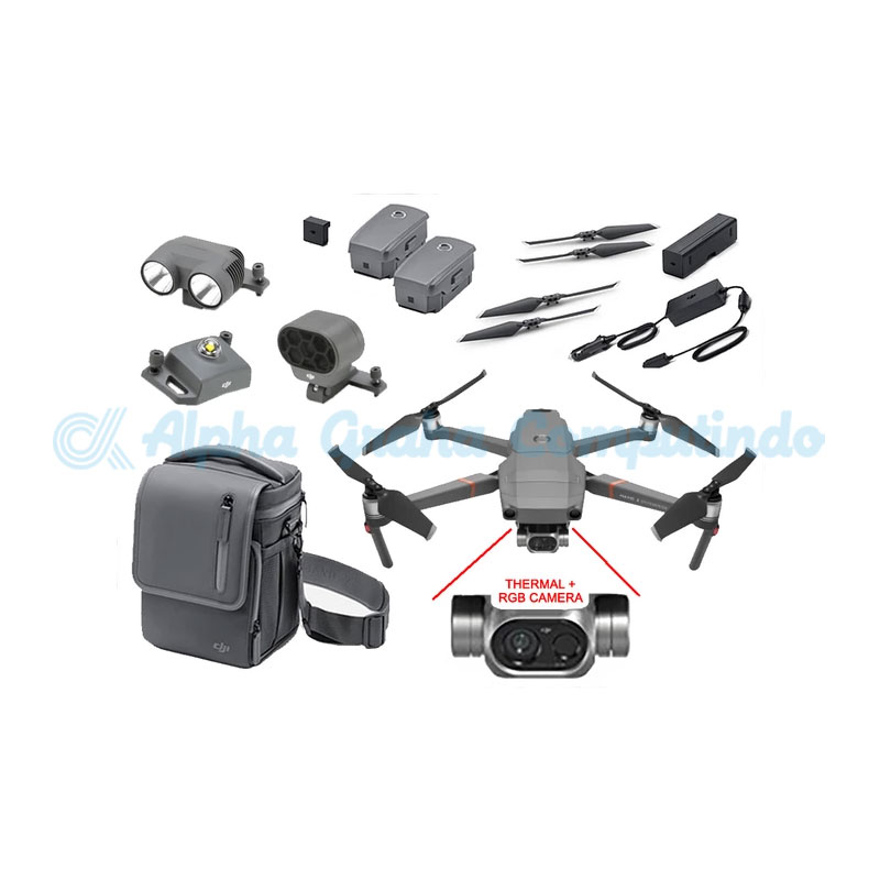 Dji  Mavic 2 Enterprise Dual Camera Fly More Kit