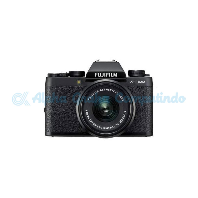 FUJIFILM  Mirrorless X-T100 Kit 15-45mm