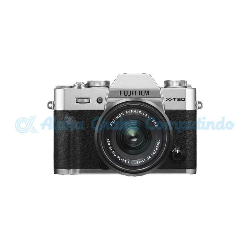 FUJIFILM  Mirrorless X-T30 Kit 15-45mm