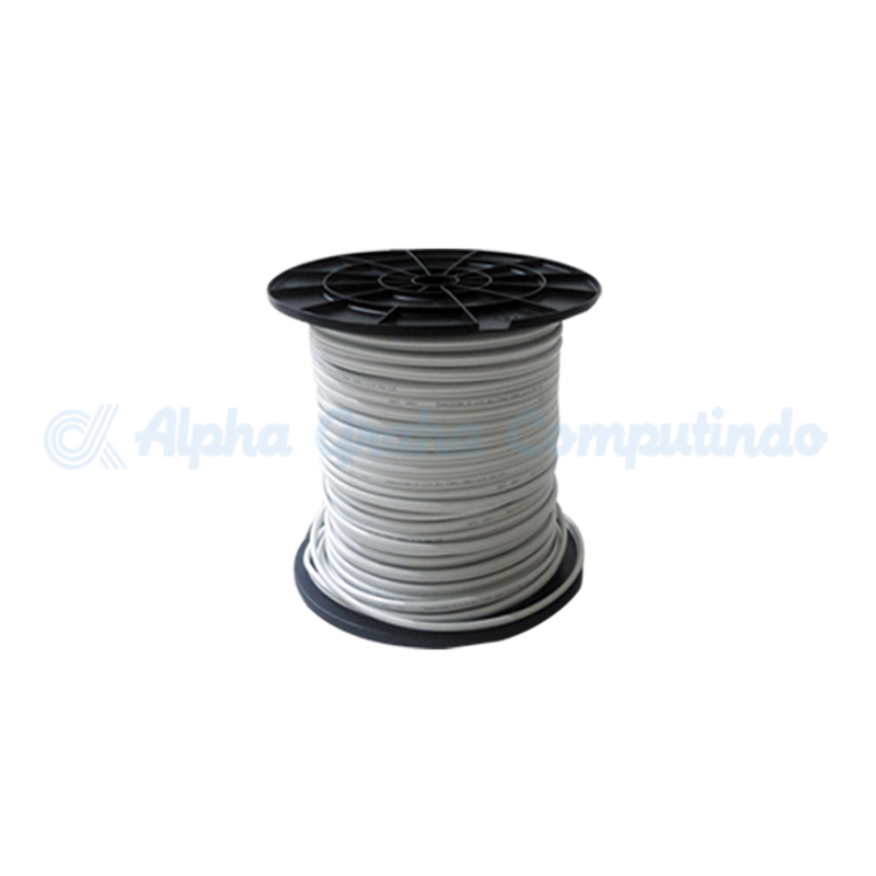 NATHANS Coaxial Cable RG6 + Power Nathans 300m/roll [NH-CABLERG6]