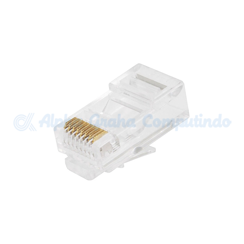 D-link  RJ-45 Cat5e Modular Plugs 100pcs [NPG-5E1TRA031-100]