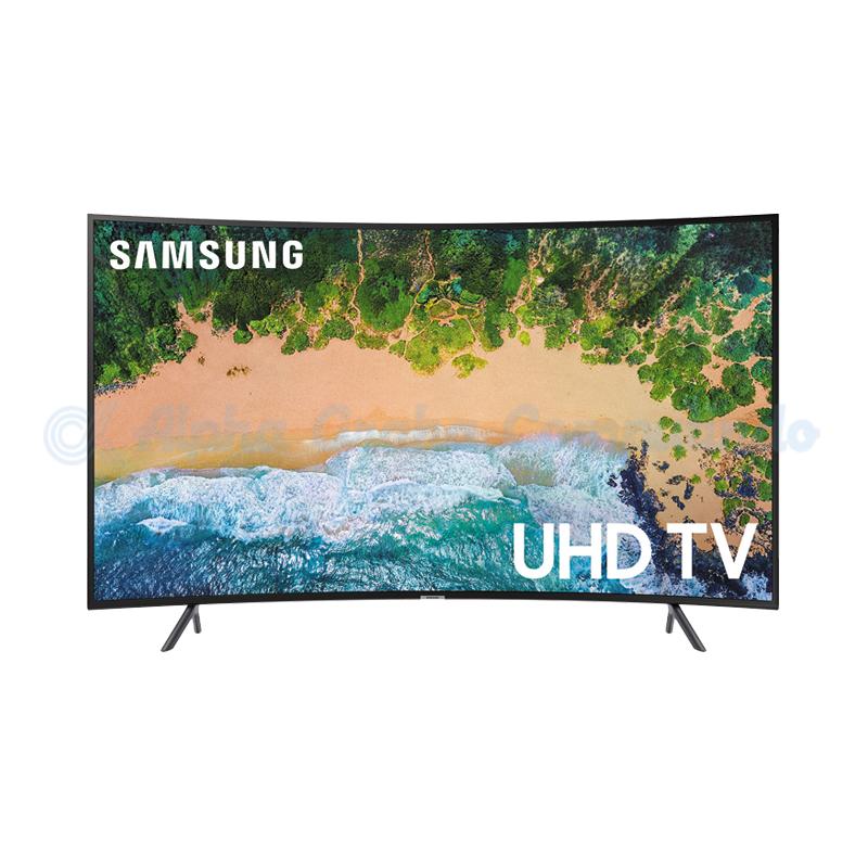 Samsung  55 Inch Class NU7300 Curved Smart 4K UHD TV [UA55NU7300KPXD]
