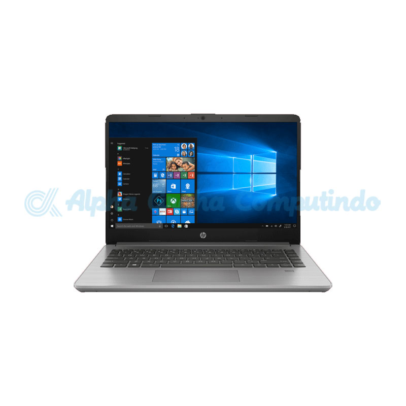 HP  Notebook 340S G7 i7-1065 8GB 512GB SSD [9DS49PA/Win10 Pro]