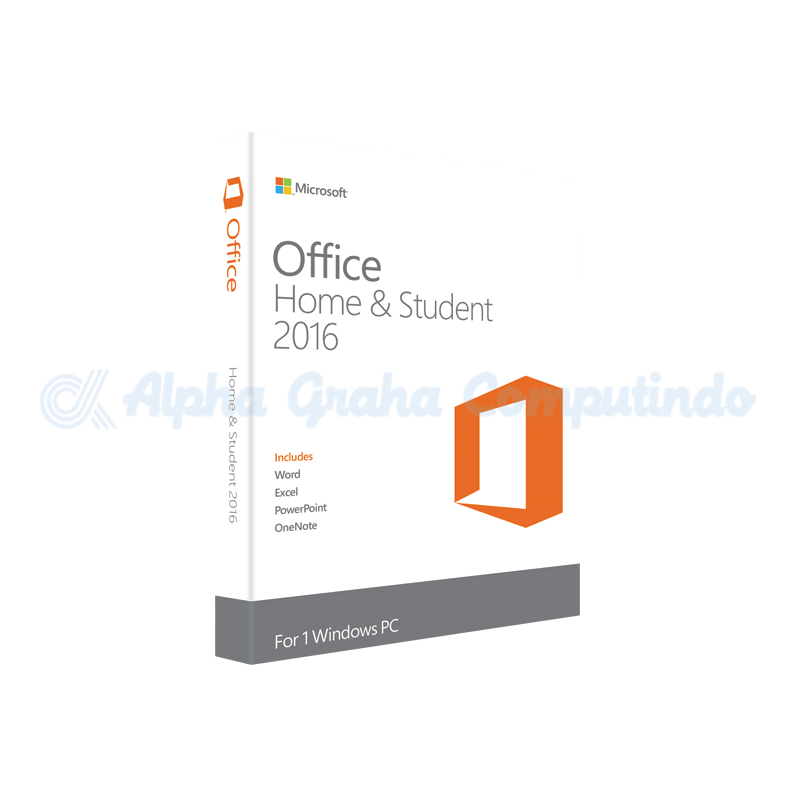 Microsoft Office Home and Student 2016 [79G-04679]