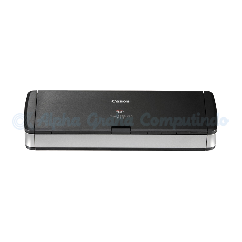 Canon      Document Scanner P-215II