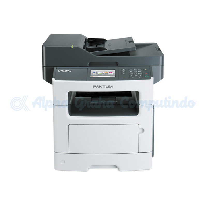 PANTUM Monochrome Laser Multifunction Printer M7600FDN