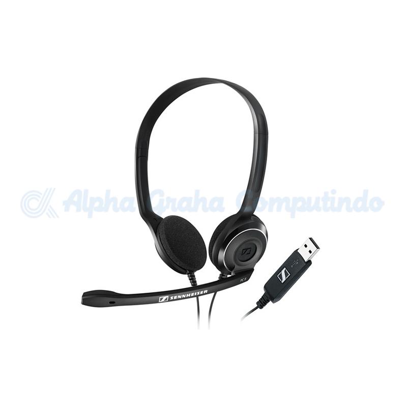 SENNHEISER Headphone [PC 7 USB]