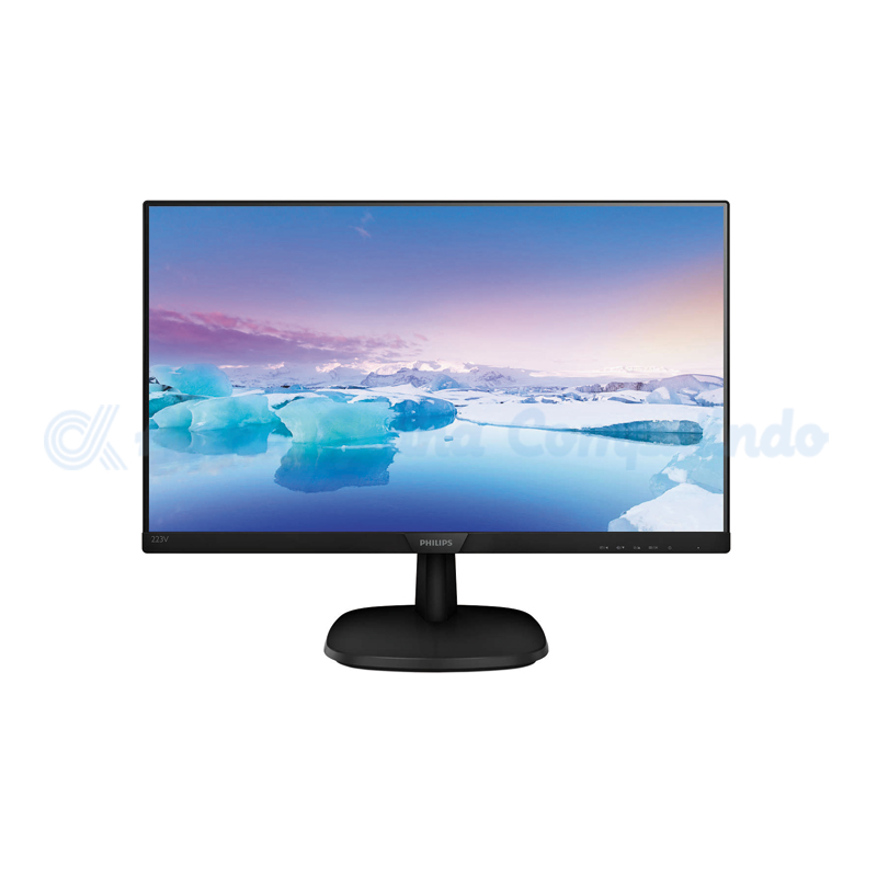 PHILIPS   21.5-inch 223V7QHSB Full HD LCD Monitor