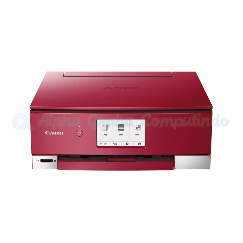 Canon PIXMA TS8270 Red
