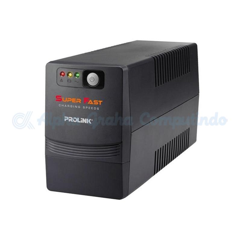 Prolink PRO1501SFC Line Interactive UPS 1500VA