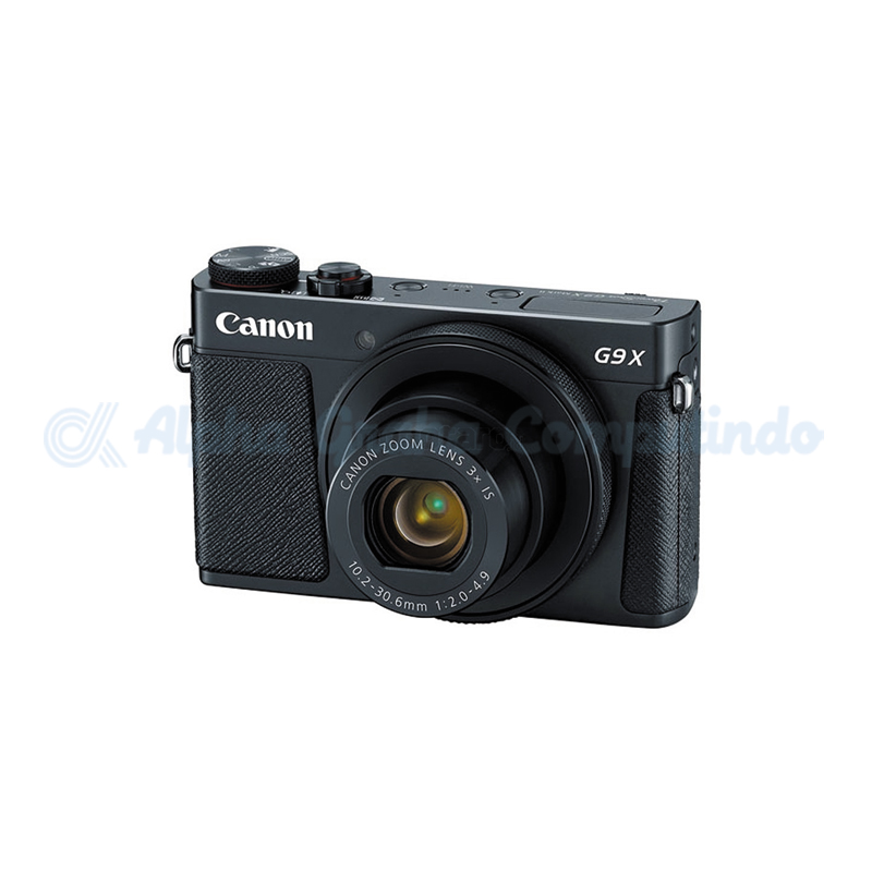 Canon   PowerShot G9X Black Mark II