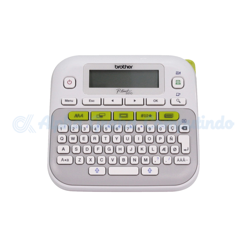 BROTHER  P-Touch Label Printer [PT-D210]