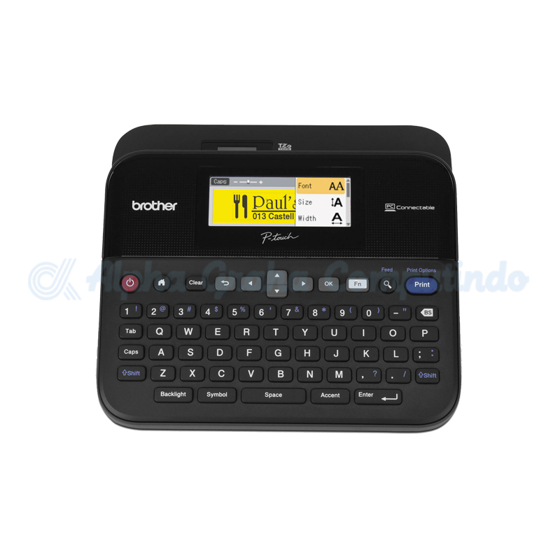 BROTHER  P-Touch Label Printer [PT-D600]