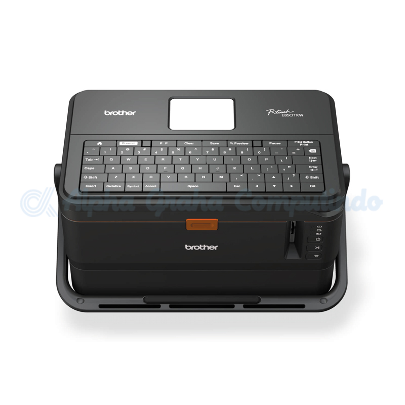 BROTHER  Industrial Tube and Label Printer [PT-E850TKW]