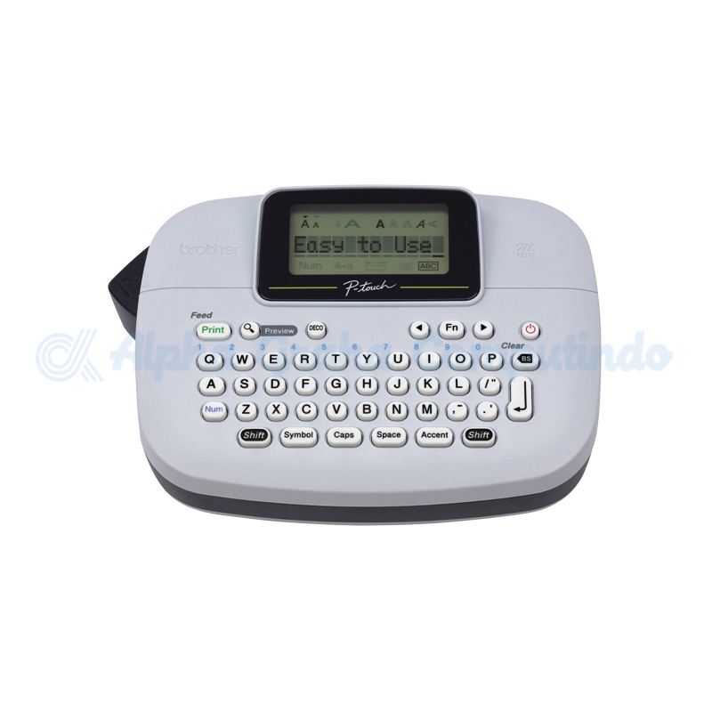 BROTHER  P-Touch Label Printer [PT-M95]