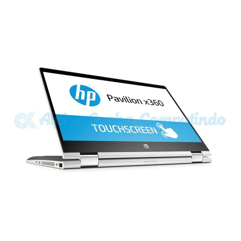 HP  Pavilion x360 14-cd0044TX i5 8GB 1TB [4LD54PA/Win10 Home] Silver