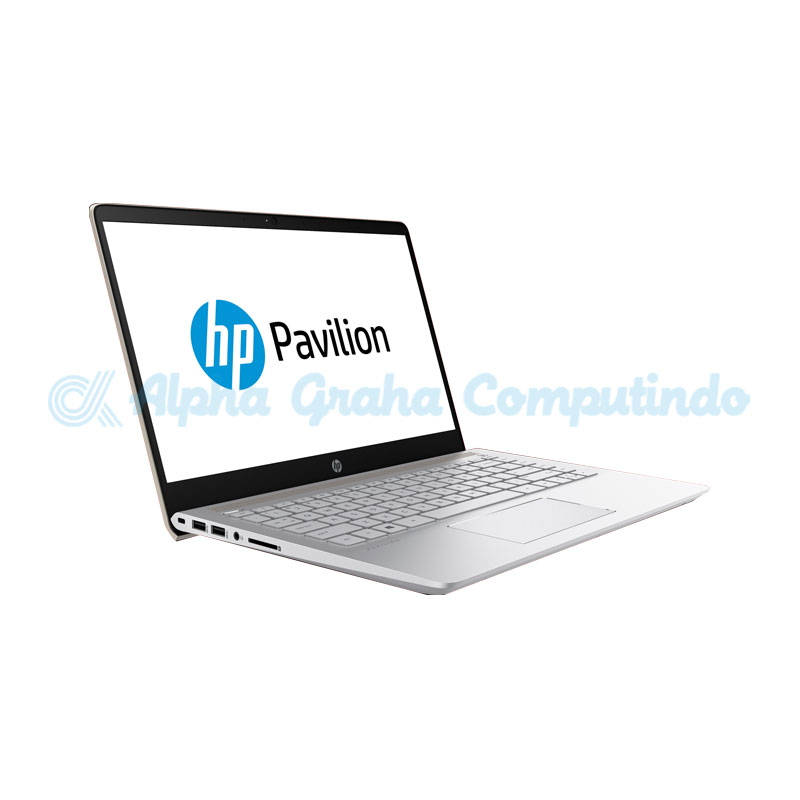 HP  Pavilion 14 i5 8GB 1TB [bf009TX/Dos] Rose Gold