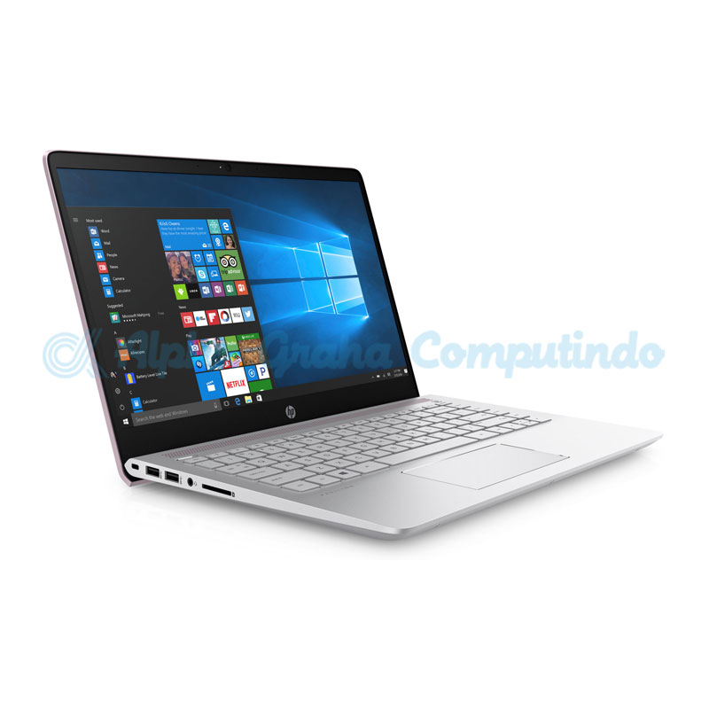 HP Pavilion 14-bf195TX i5 8GB 128Gb+1TB [3PT79PA/Win10SL] Rose Gold