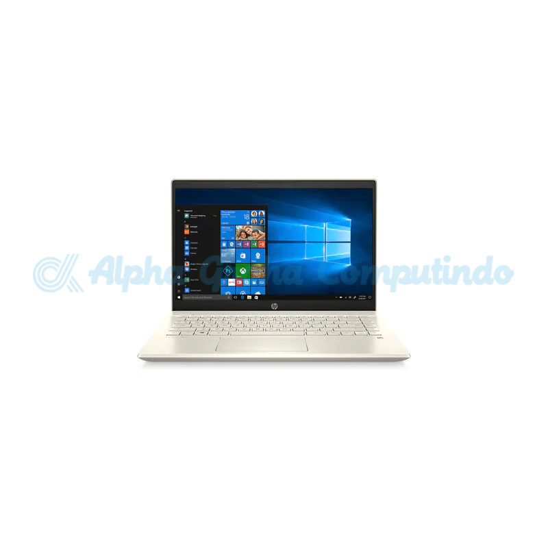 HP Pavilion Laptop 14-ce3011TX i5-1035G1 8GB 512GB SSD MX250 [8LW79PA/Win10] Gold