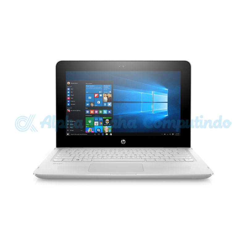 HP  Pavilion x360 11-ab129TU N4000 4GB 500GB White [7CZ07PA/Win10 Home]