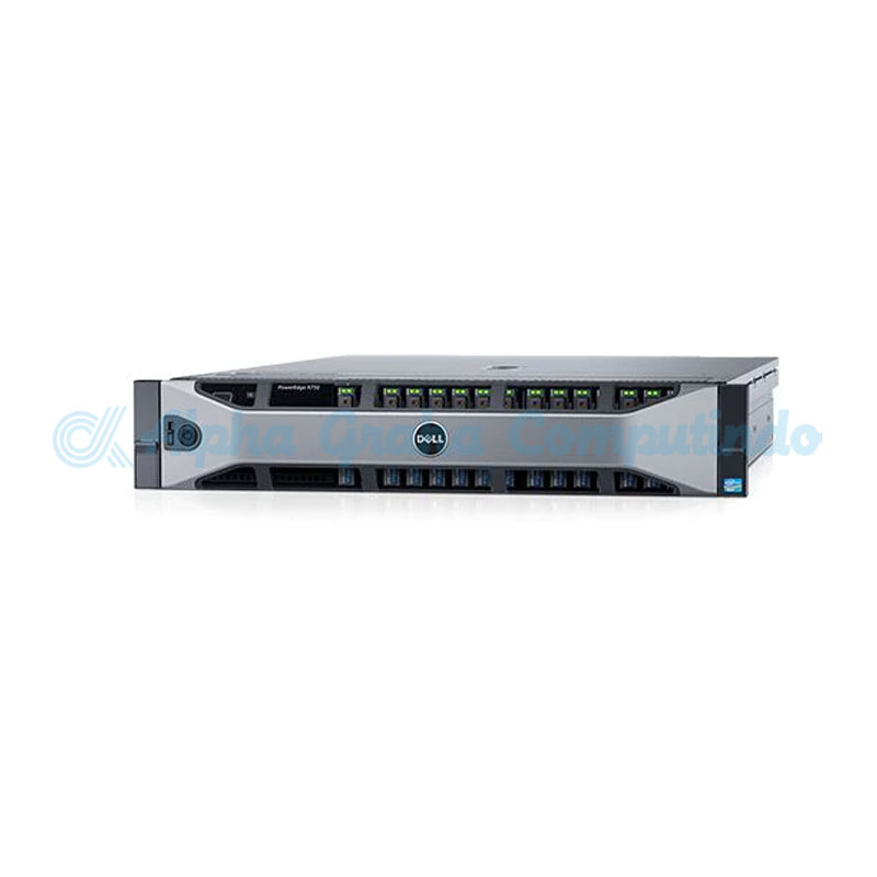 Dell  PowerEdge R730 (Xeon E5-2630 v4, 16GB, 2TB)