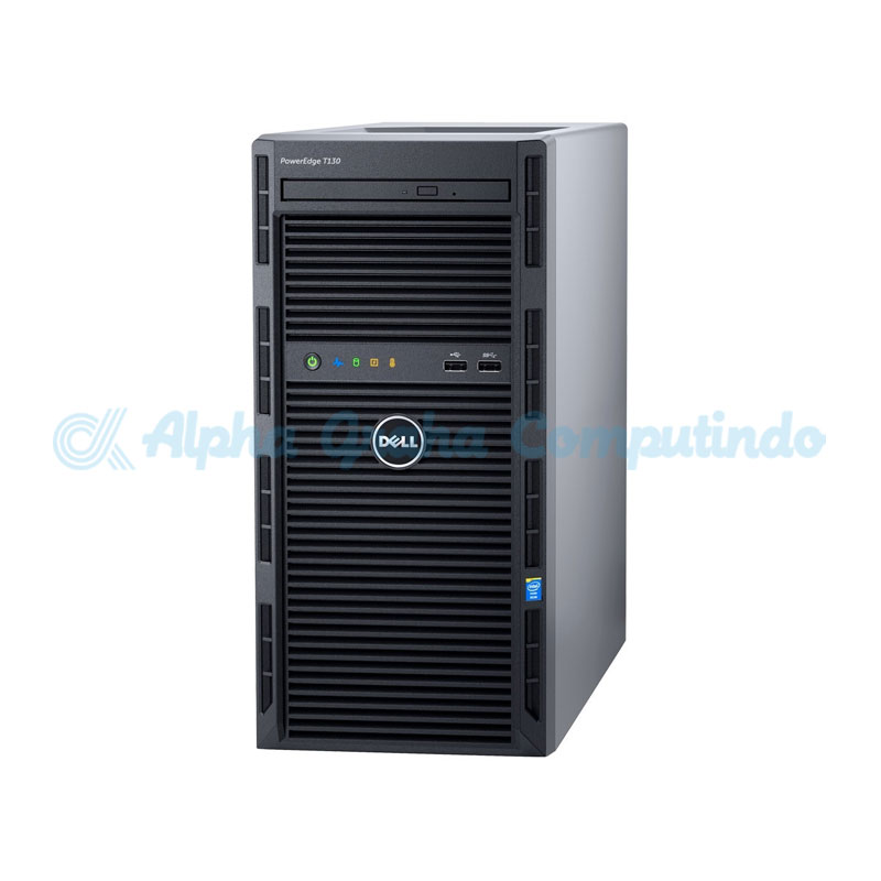 Dell  PowerEdge T130 Xeon E3-1220 v6 8GB 1TB