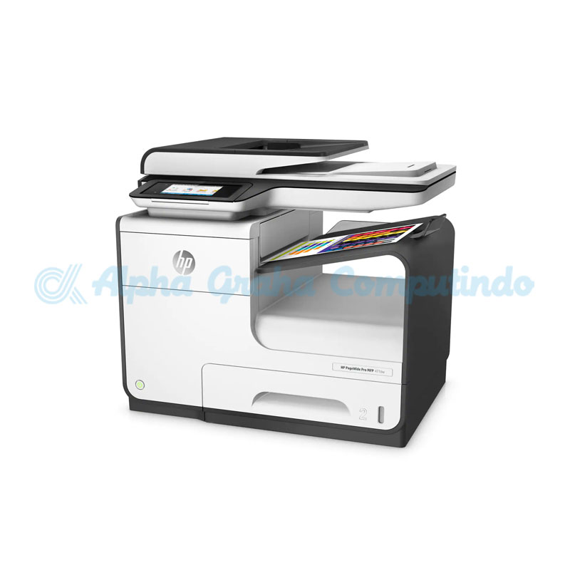 HP  PageWide Pro 477dw Multifunction Printer [D3Q20D]