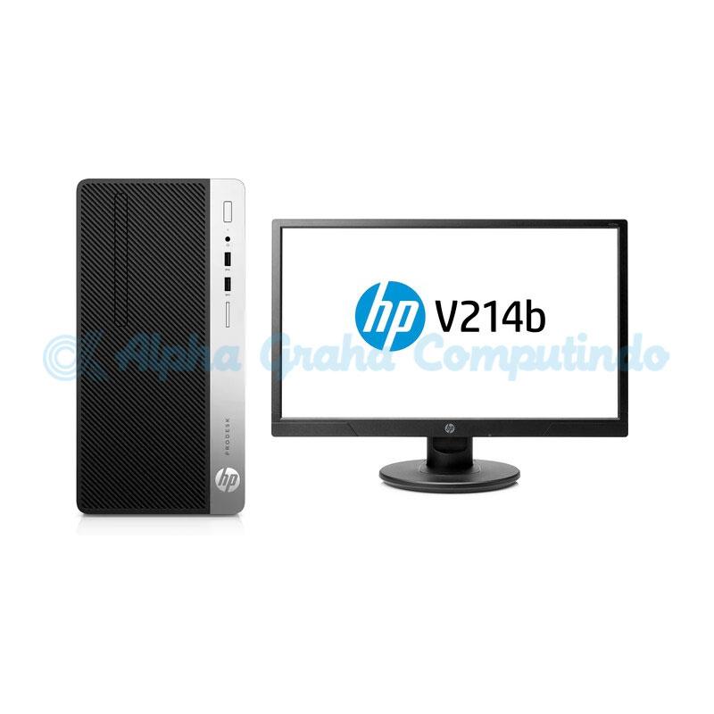 HP  ProDesk 400 G6 i5-9500 8GB 1TB+128GB [8MQ08PA/Win10 Pro]