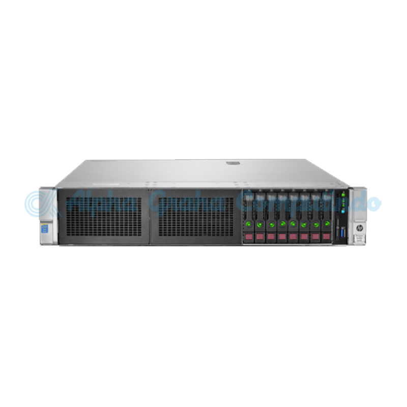 HP  Proliant DL380 Gen9-064 64GB 4x600GB