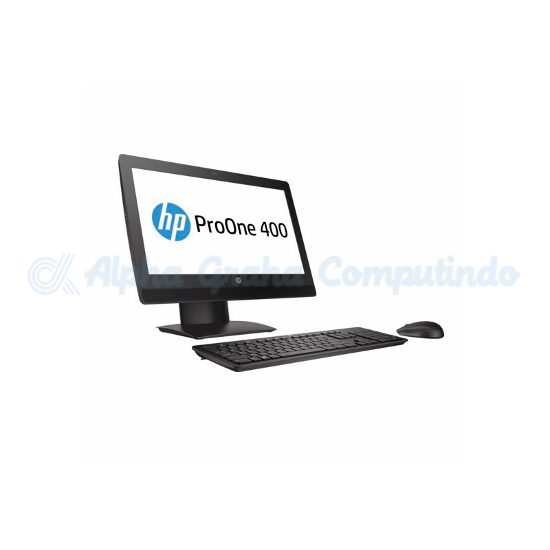 HP   Proone 400 G3 AiO i3 4GB 500GB [2MB59PA/Dos]