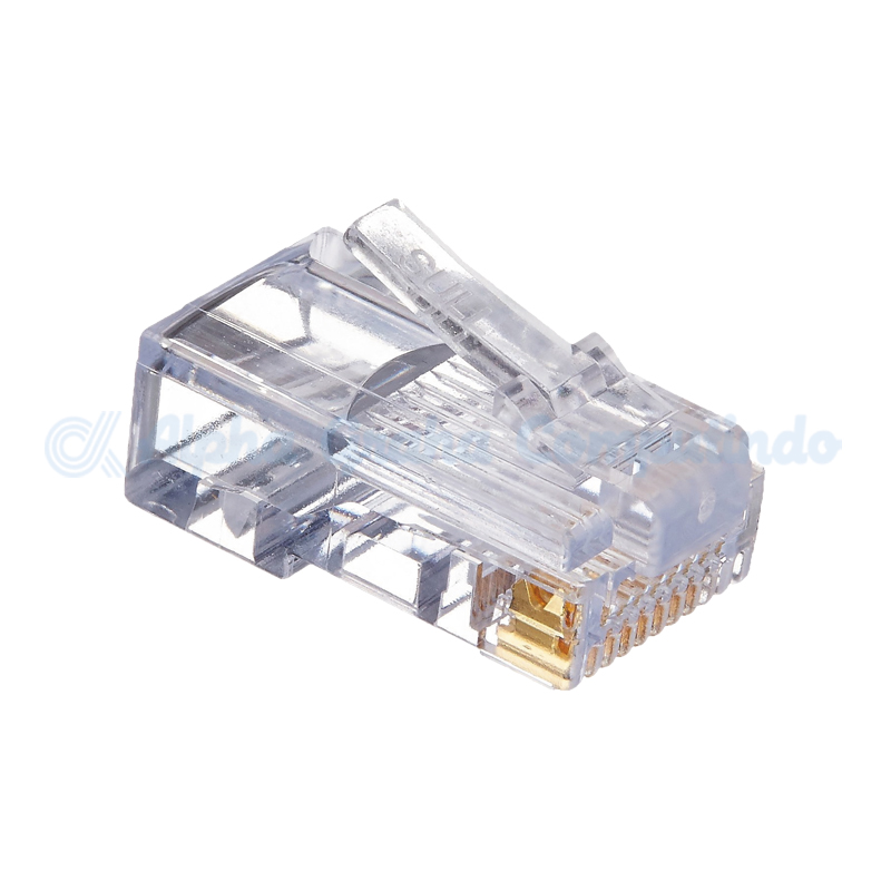 DINTEK    RJ-45 Connector Cat5E isi 50 Pcs