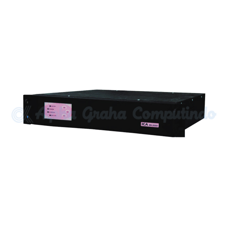 ICA   UPS On Line Interactive Pure Sinewave UPS RN Series Capacity 2000 VA (RN 2000)
