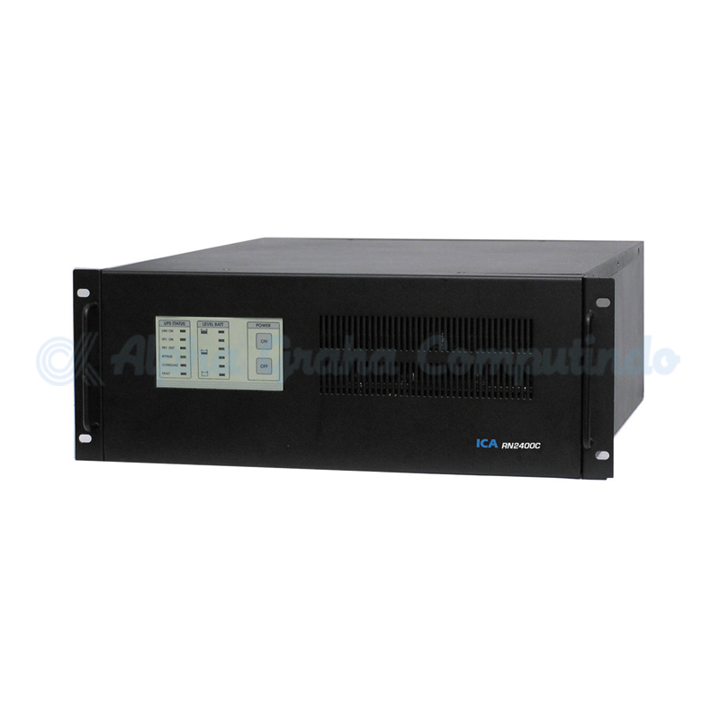 UPS On Line Sinewave UPS RN Series Capacity 2400 VA (RN 2400C)