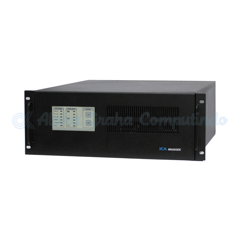 UPS On Line Sinewave UPS RN Series Capacity 3200 VA (RN 3200C)
