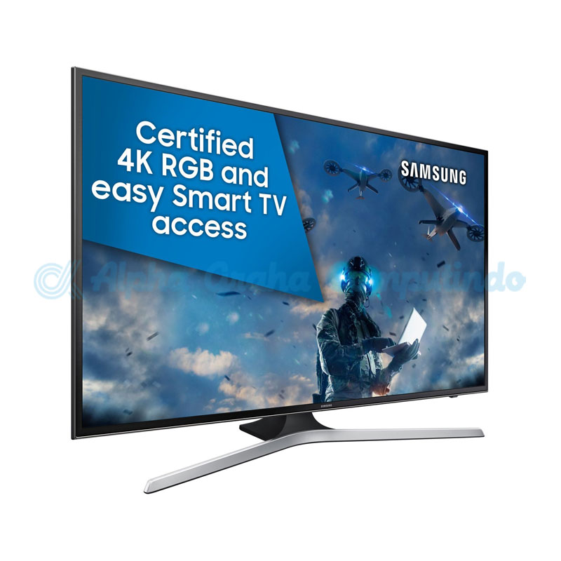 SAMSUNG 43 Inch Smart TV UHD [UA43MU6100]