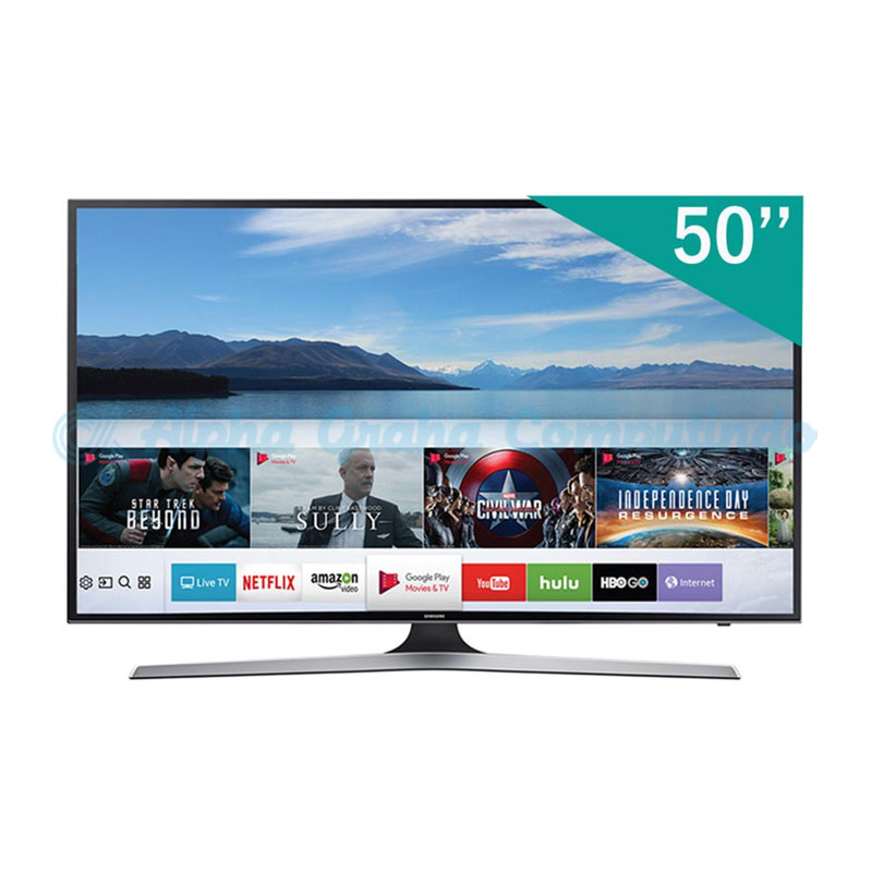 SAMSUNG 50 Inch Smart TV UHD [UA50MU6100]