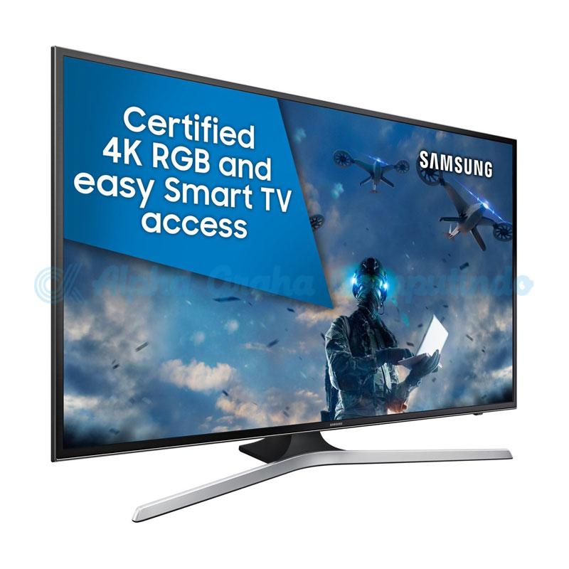SAMSUNG 55 Inch Smart TV LED [UA55MU6100]
