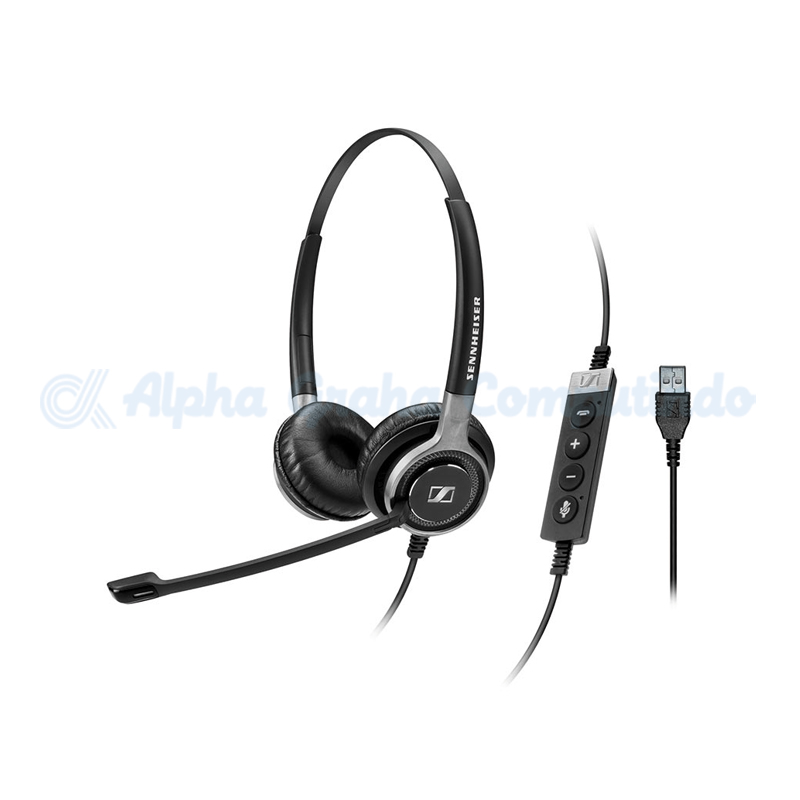 SENNHEISER  Headphone [SC 660 USB ML]