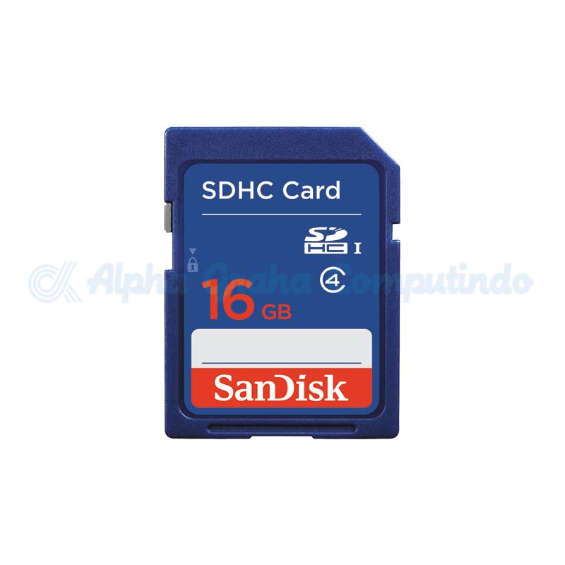 Sandisk  SDHC 16GB [SDSDB-016G-B35]