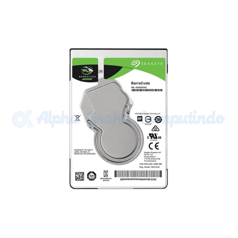 Seagate  BarraCuda 2.5-inch SATA 500GB [ST500LM030]