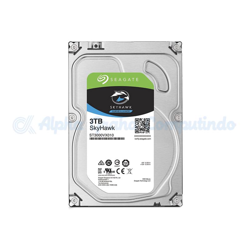 Seagate  SkyHawk Surveillance 3.5-inch SATA 3TB [ST3000VX010]