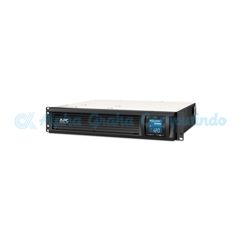 APC Smart-UPS C 1000VA LCD RM 2U 230V with SmartConnect [SMC1000I-2UC]